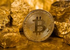Bitcoin, Gold Strongly Correlated in 3-Week High to Spell Stock Market Disaster